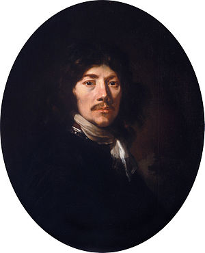 Jacob van Loo - Self-portrait of Jacob van Loo, ca. 1660.