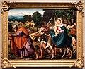 Jacopo bassano, fuga in egitto, 1540-45 ca.jpg