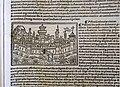 Jacopo filippo foresti, pistorium ethruriae civitas, in supplementum supplementi chronicarum, 1486, 02.jpg