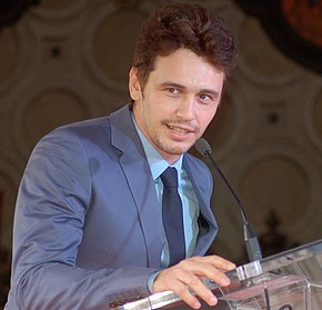 taille James Franco