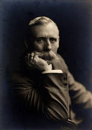 James Booker Blakemore Wellington - J. B. B. Wellington, in the early 1900s