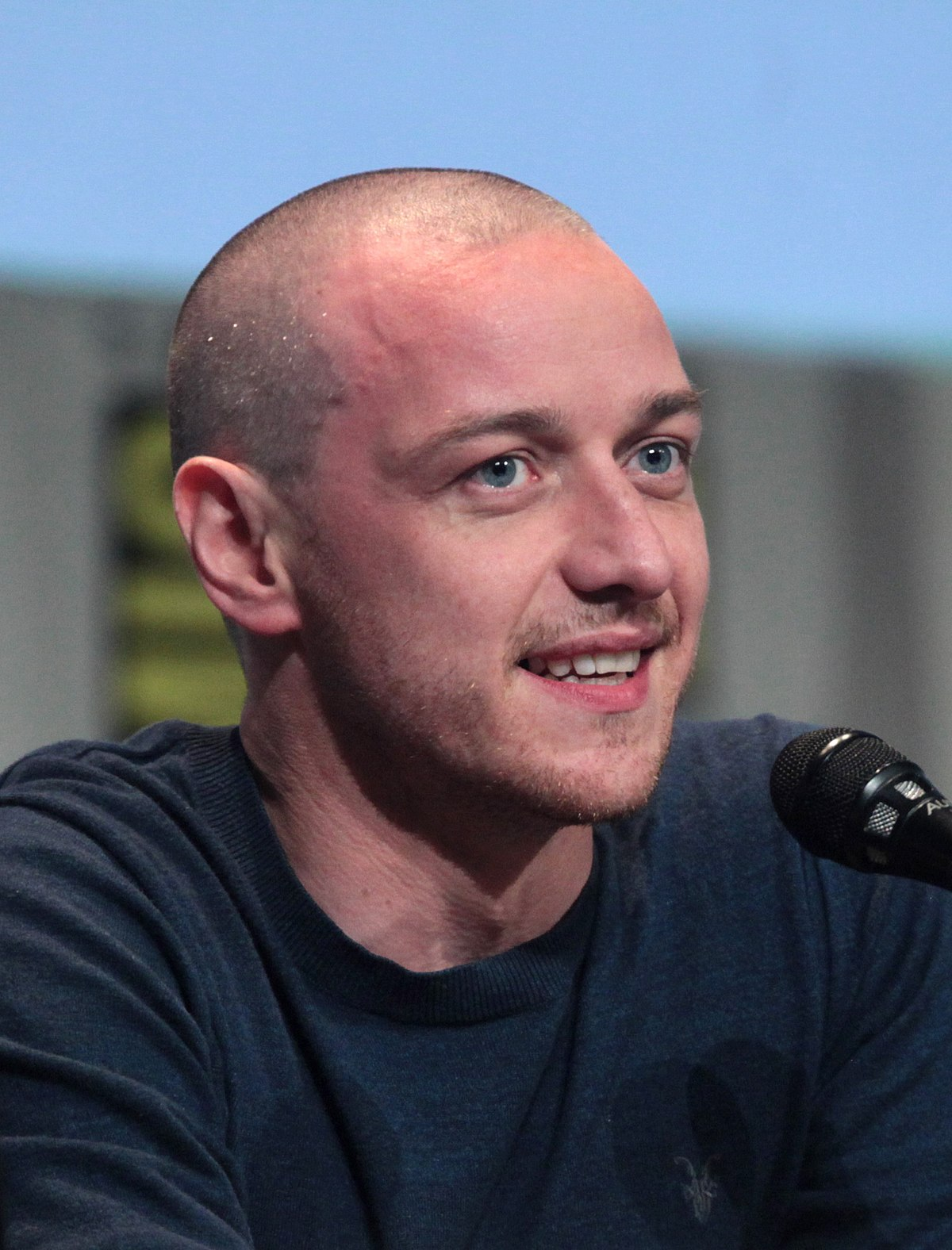 James McAvoy: filmography, biography, photos and interesting facts from the life of the actor 27