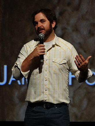 James Ponsoldt - Ponsoldt in September 2012