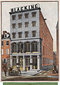 James S. Mason and Co., 108 North Front Street, challenge blacking, ink &c. manufactory, (October 1856) (4624354635).jpg