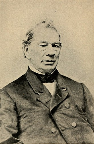 James Wilson II (New Hampshire) - Image: James Wilson (1797 1881) (New Hampshire Congressman)