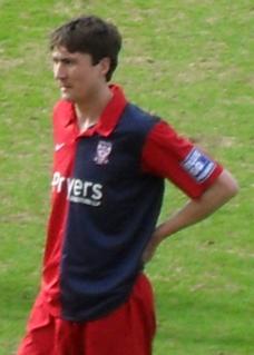 Jamie Clarke (footballer, born 1982) British footballer (born 1982)