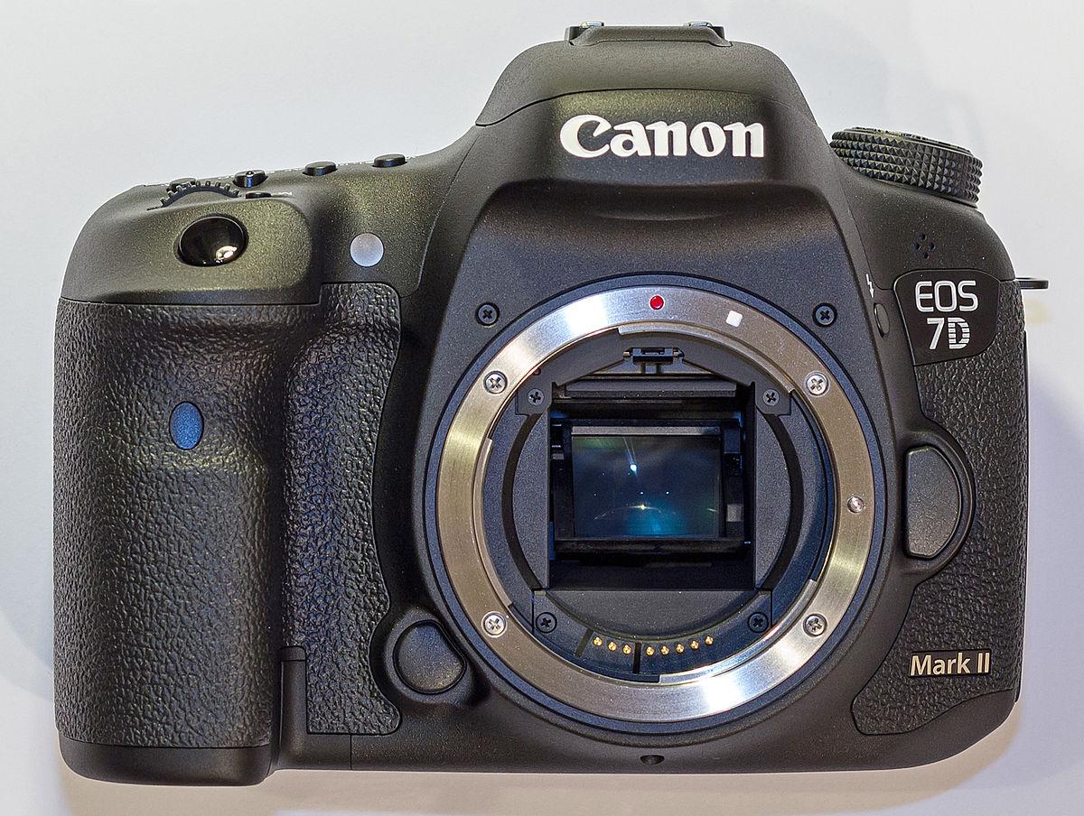 Canon Eos 7d Mark Ii Wikipedia