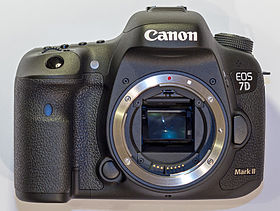 Image illustrative de l'article Canon EOS 7D Mark II