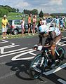 Jean-Christophe Péraud, 2014 Tour de France, Stage 20.jpg