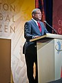Jean-Max Bellerive former Prime Minister of Haiti - Clinton Global Citizen 2010.jpg