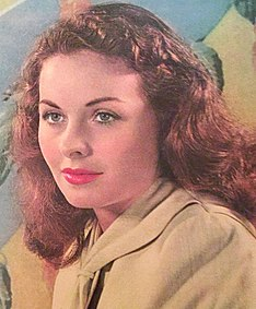 Jeanne Crain American actress