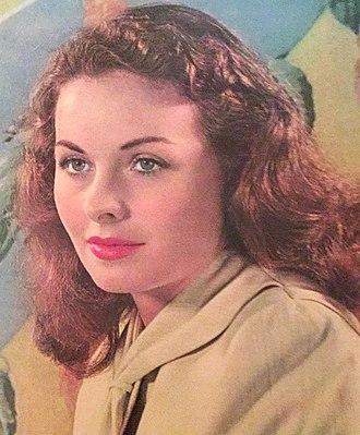 Jeanne Crain - Jeanne Crain in 1948