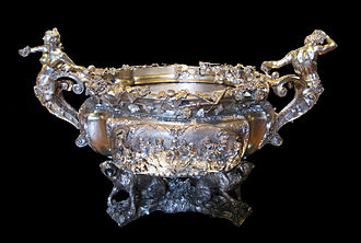 Wine accessory - Jerningham Wine Cooler from 1734
