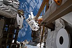 Jessica Meir from above–during first all female spacewalk in history-2019-10-18.jpg