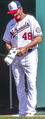 Jim Hickey from Nationals vs. Braves at Nationals Park, April 6th, 2021 (All-Pro Reels Photography) (51102609655) (cropped).png