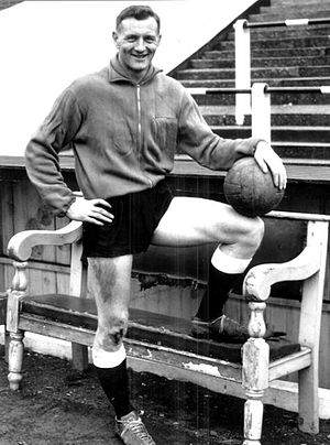 Jimmy O'Neill (footballer, born 1931) - Image: Jimmy O Neill