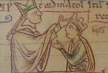 Luonnos Henryn toisesta kruunajaisesta