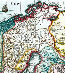 Lappland Karte.Lappland Wikipedia