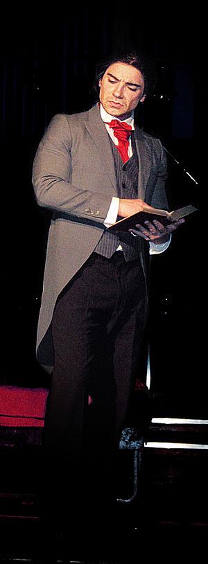 Jóannes Lamhauge - Jóannes Lamhauge as Dr. Jekyll in Jekyll & Hyde the Musical 2009.