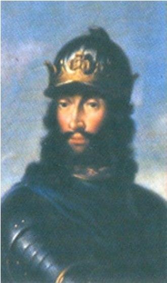 João I, Duke of Braganza - D. João I; Palace of the Dukes of Braganza
