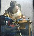Johannes vermeer, la merlettaia, 1669-1670 ca., 02.JPG