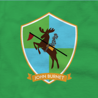 John Burnet Hall - The John Burnet Hall Coat of Arms