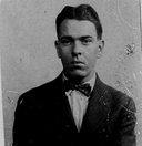 John Francis Dailey Jr. (1902-1971) in his 1925 passport application.png