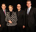 John Frost, Julie Andrews, Phil Bathols, Barry OFarrell (8743734876).jpg