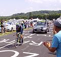 John Gadret, 2014 Tour de France, Stage 20.jpg