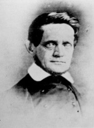 John Hemphill (senator) - Image: John Hemphill
