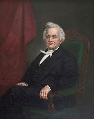 John Pitman (judge) - John Pitman, painted by John Nelson Arnold