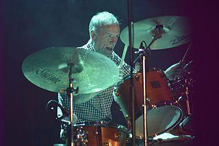 John Steel (drummer) English drummer