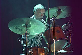 John Steel (drummer) - Image: John Steel The Animals drummer