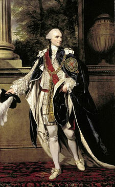 Ritratto di Sir Joshua Reynolds, 1773, olio su tela (Londra, National Portrait Gallery)