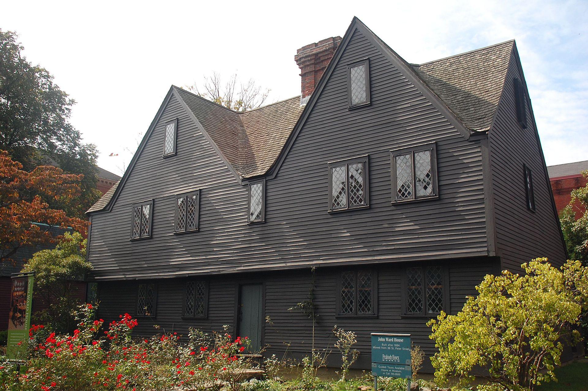 John ward house salem massachusetts wikipedia for Salem house