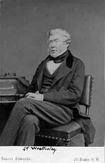John Wrottesley, 2nd Baron Wrottesley British astronomer