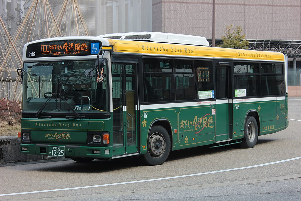 Jokamachi Kanazawa Left Loop