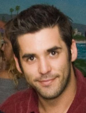 Jordan Bridges - Bridges at the 2008 StrikeTV Press Conference