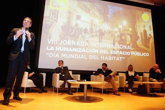 Jornada La Humanización del Espacio Público