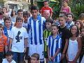 José Ángel Valdés posing with kids.jpg