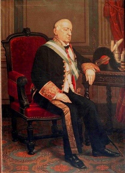 José Rafael de Silva Fernández de Híjar, duque de Híjar (Diputación Provincial de Zaragoza)