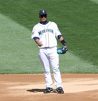 José López (baseball) - López playing the Seattle Mariners in 2007.