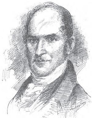 English: Kentucky Governor Joseph Desha