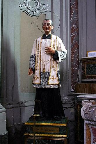 Joseph Cafasso - Statue in Palermo.