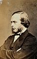Joseph Lister, 1st Baron Lister (1827 – 1912) surgeon Wellcome V0028500.jpg