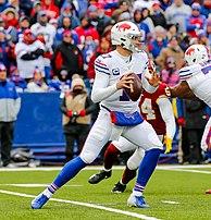 Josh Allen Quarterback Wikipedia