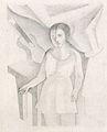 Juan Gris - Jeune fille et guitare - 1918.jpeg