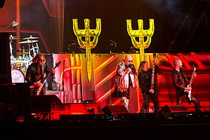 Judas Priest au Wacken Open Air 2018