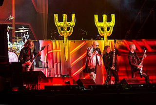Judas Priest British heavy metal band