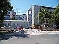 Jugoslávských partyzánů, rekonstrukce trati (11).jpg